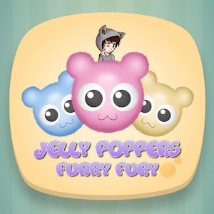 Jelly Poppers: Furry Fury for Android