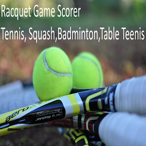 Racquet Game Scorer Free For PC (Windows & MAC)
