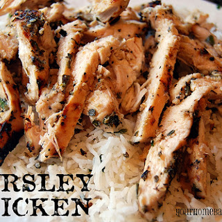 Cilantro Parsley Rice Recipes