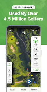 Golf GPS & Scorecard by SwingU for pc