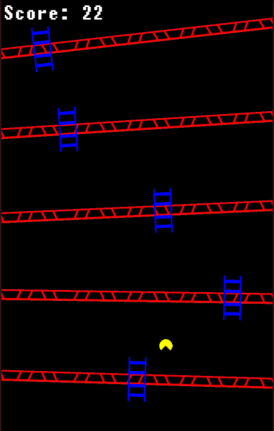 Flappy Kong Screenshot 3