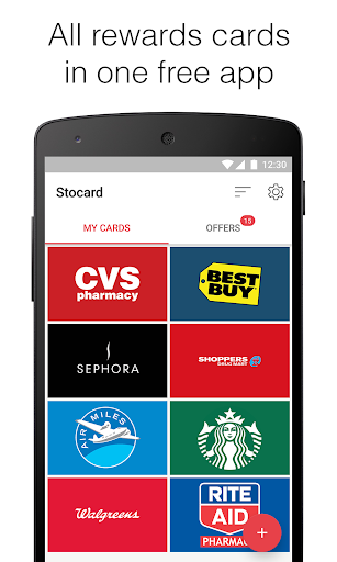 Stocard - Rewards Cards Wallet For PC