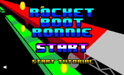 Rocket Boot Ronnie