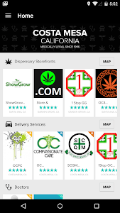 Weedmaps Marijuana Strains APK