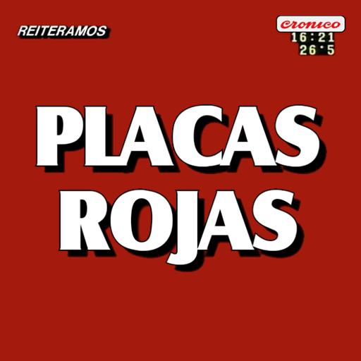Placas Rojas (app)