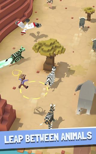 Rodeo Stampede:Sky Zoo Safari screenshot 10