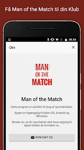 Man of the Match - screenshot