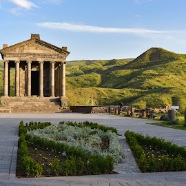 Temple of Garni by Anto Boyadjian - Buildings & Architecture Public & Historical