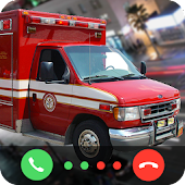 App Call From Fire Truck Emergency apk for kindle fire