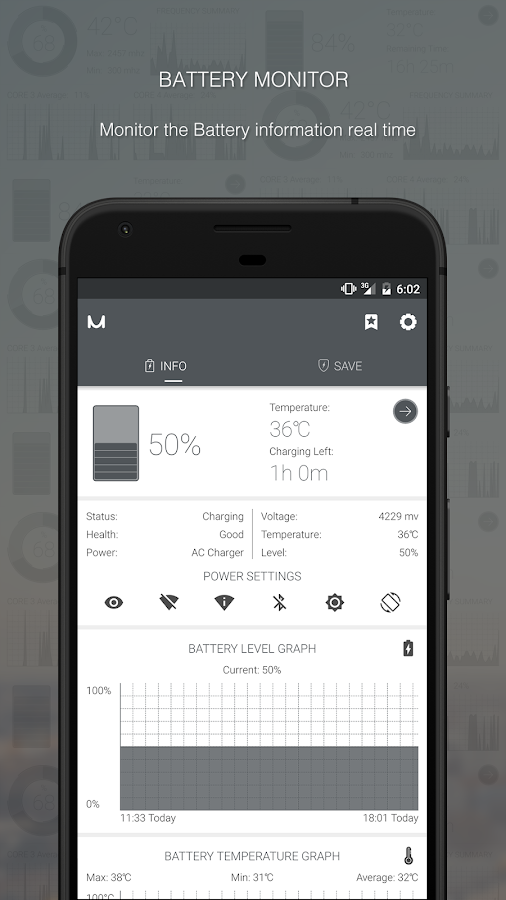 Battery Manager (Saver) Screenshot 6