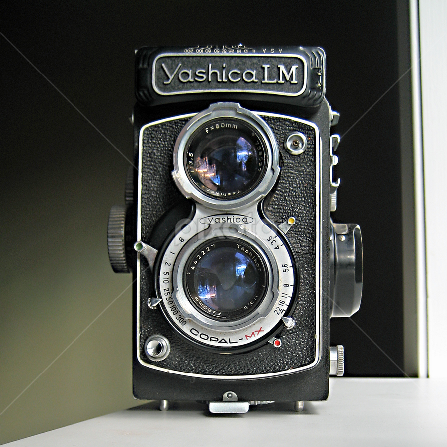 Yashica LM by Keith Sutherland - Products & Objects Technology Objects ( yashica, vintage, camera, antique, photography,  )