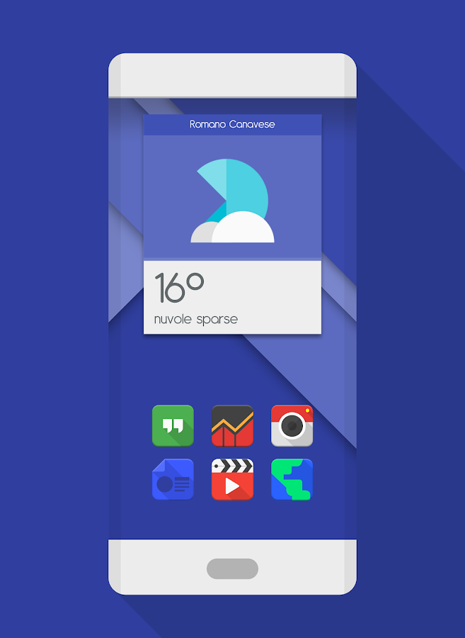 SYRMA - ICON PACK Screenshot 1