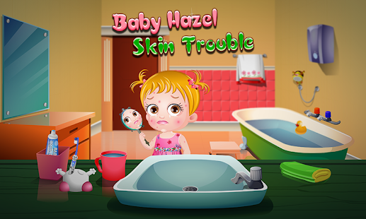 Baby Hazel Doctor Games Lite- screenshot