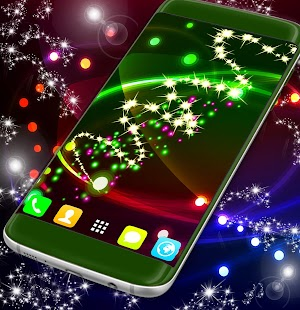 App Colorful Magic Live Wallpaper APK for Windows Phone