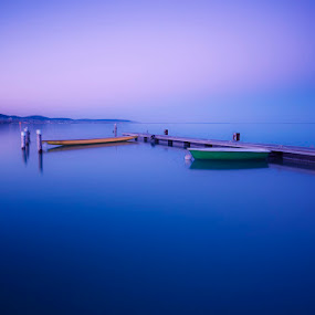 Silence by Fira Alexandra - Landscapes Waterscapes