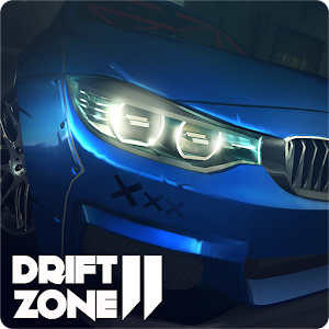 Cover art Drift Zone 2
