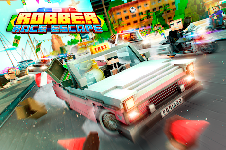 Robber Race Escape Mod (Money) v2.7.0 APK