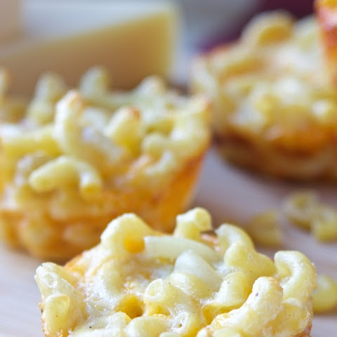 Mac-N-Cheese Bites