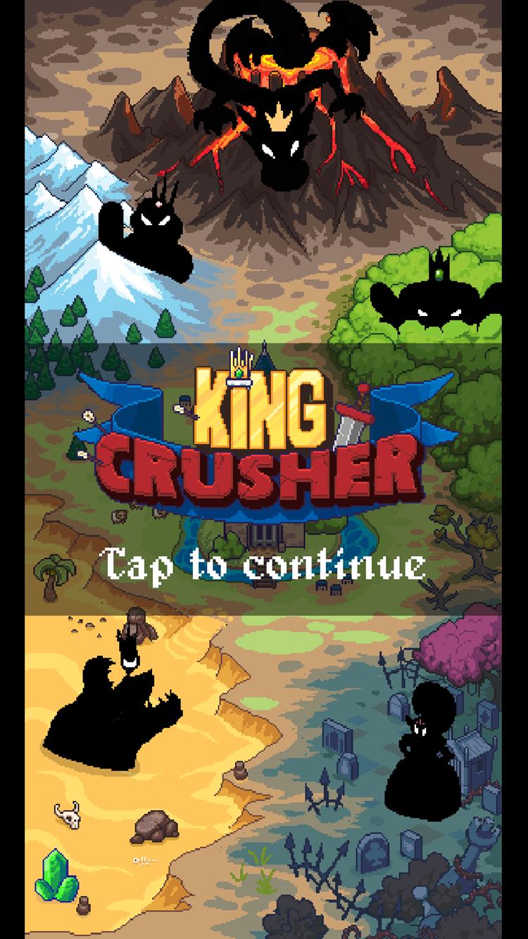 King Crusher – a Roguelike Game Screenshot 0