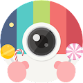 Candy Camera - Selfie Photo for Lollipop - Android 5.0