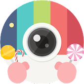 Candy Camera - Selfie Kamera