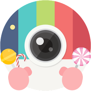 Candy Camera - Selfie Photo Icon