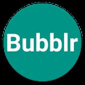 App Bubblr APK for Kindle