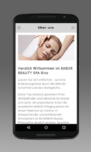 Beautyworld Binz GmbH - screenshot