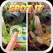 Jungle Adventures - Spot It APK Descargar