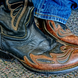 Wyoming Wear by Barbara Brock - Artistic Objects Clothing & Accessories ( cowboy boots, men's shoes, footwear, leather boots, men's boots, men's footwear )