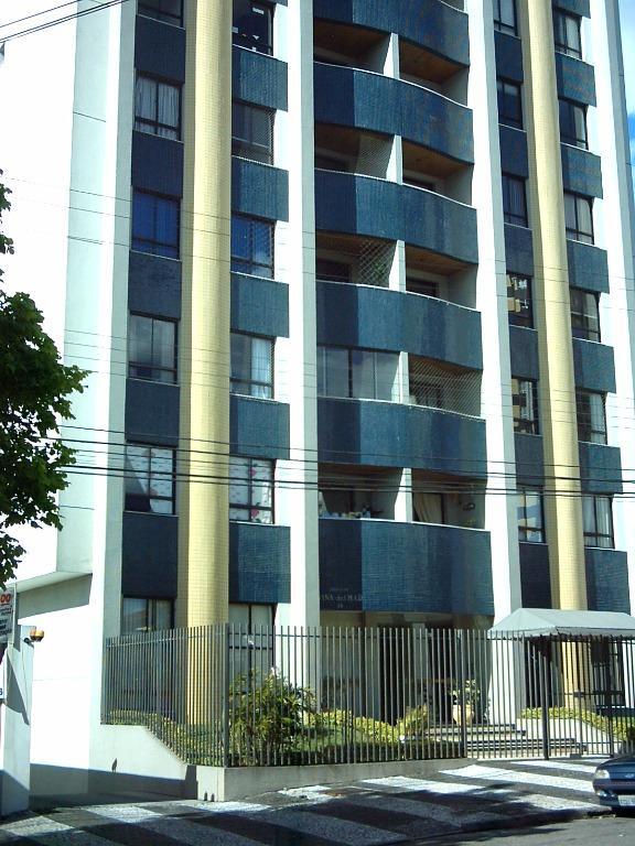AP0217-ROM, Apartamento de 3 quartos, 132 m² para alugar no Vila Izabel - Curitiba/PR