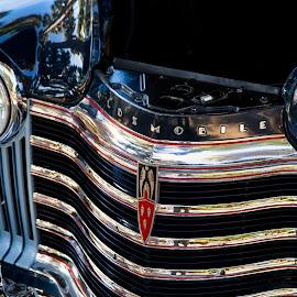 Olds by Harvey  Alan - Transportation Automobiles ( classic cars, vintage, fine art photography, antique, oldsmobile )