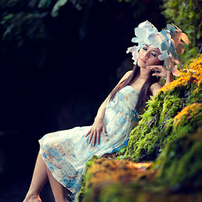 Butterply by I Gede Lila Kantiana - People Fashion ( model, bali< beauty, indonesia, cantik )
