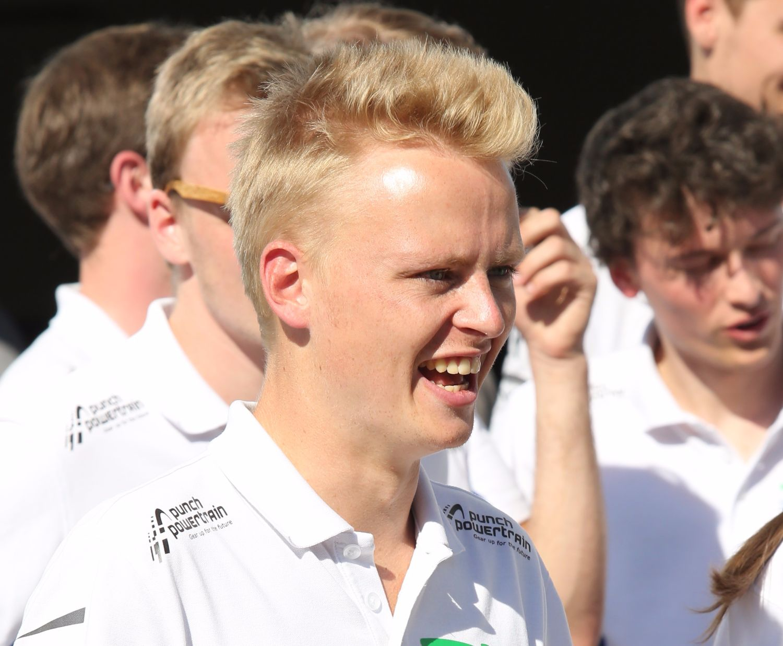 Team Interview 1: Joachim, Team Manager