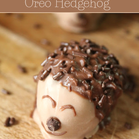 Oreo Hedgehog