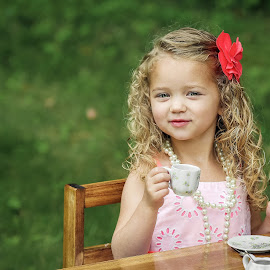 Audrey by Tony Bendele - Babies & Children Child Portraits ( child, happy, children, smile, young, people, portrait, eyes )
