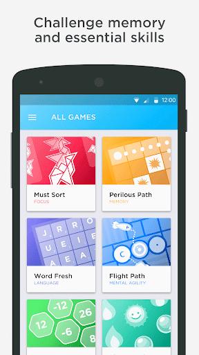 Peak – Brain Games & Training screenshot 2