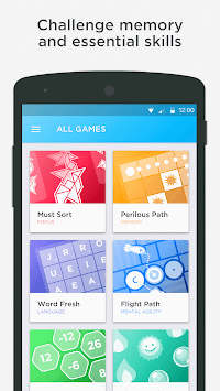 Peak – Brain Games & Training APK screenshot thumbnail 2