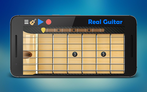 Free Real Guitar APK for Windows 8