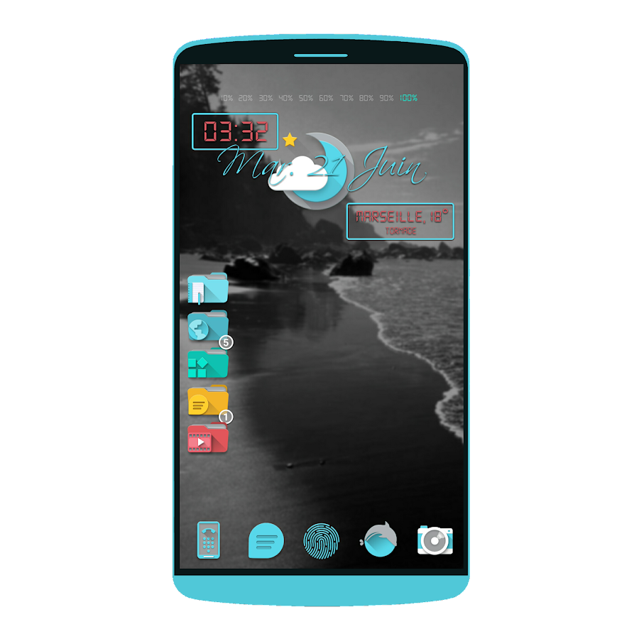 Sunnies Icon pack Screenshot 5