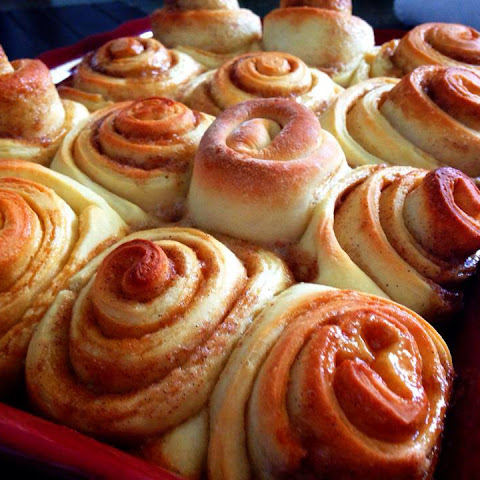 This Mom's Cinnamon Rolls