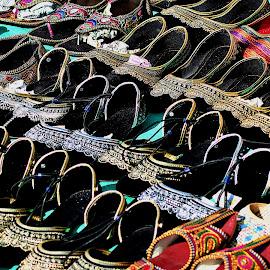 Jootiyan by Sudhakar Kumar - Artistic Objects Clothing & Accessories ( shoes, fancy, sandals, women )