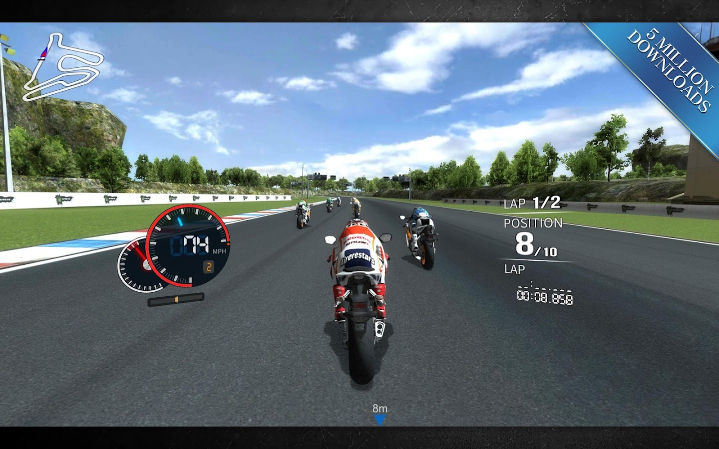 Real Moto Screenshot 8