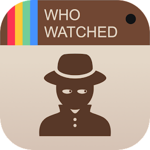 Who Watched Me - for Instagram For PC