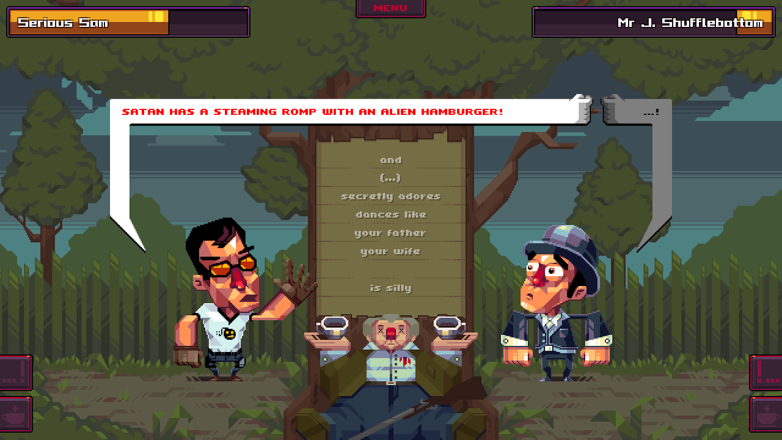 Oh...Sir! The Insult Simulator Screenshot 7