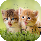Free Dogs Jigsaw Puzzles Games Kids APK for Windows 8