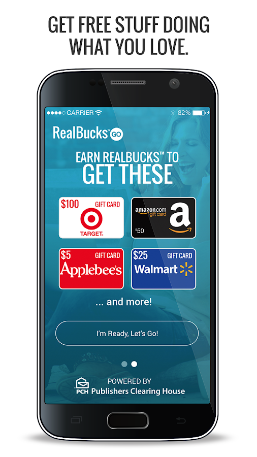RealBucks Go Screenshot 2