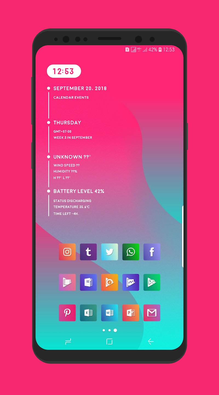 Anoo Icon (Beta) Screenshot 1
