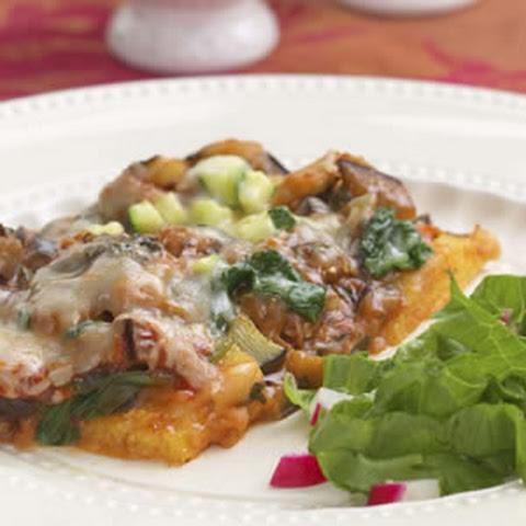 Pesto Pork With Polenta Recept | Yummly