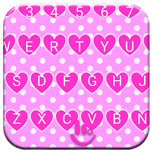 Valentine 7 TouchPal Keyboard